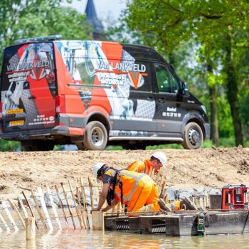 van Lankveld-werkzaamheden Nierhoven Nuth Limburg